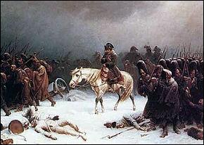 La retraite de cette campagne lancée en 1812 est des plus catastrophiques, on la connait sous le nom de...