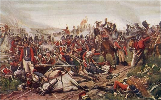 Dernière défaite napoléonienne et seconde perte du pouvoir pour Napoléon. C'était le 18 Juin 1815 et c'était à...