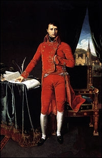 Suite au coup d'état du 18 Brumaire de l'an VII, Napoléon devient...