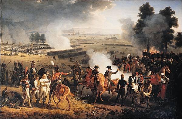 Deuxième campagne d'Italie, à la tête de l'armée française. Une bataille célèbre va consolider sa situation auprès du peuple français. Bataille aussi, connue pour son terme culinaire.
