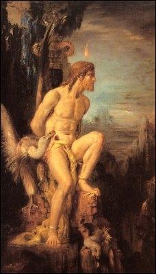 Qui était Prométhée dans la mythologie grecque ?