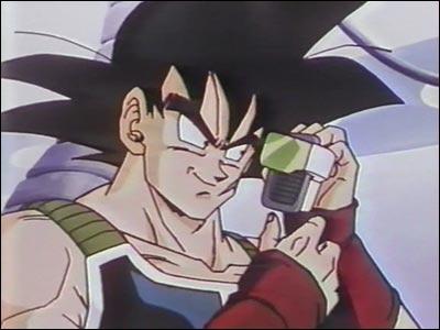 Père de Sangoku dans Dragon Ball .