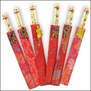 L'usage des baguettes est répandu à travers l'Asie : en Chine, au Japon, au Vietnam, en Malaisie, etc. Mais à quel pays doit-on cette invention ?