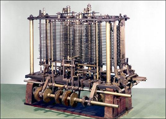Mathématicien, inventeur et visionnaire britannique du XIXe siècle, il est l'un des principaux précurseurs de l'informatique et le premier à énoncer le principe de l'ordinateur. De qui s'agit-il ?