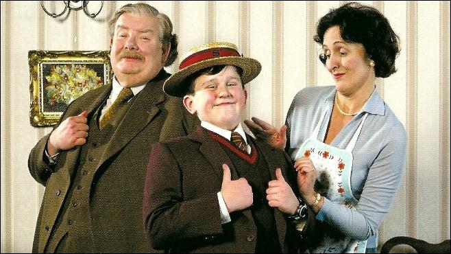 Dans la saga  Harry Potter , après la mort des ses parents, Harry est élevé par son oncle Vernon et sa tante Pétunia, quel est leur nom de famille ?