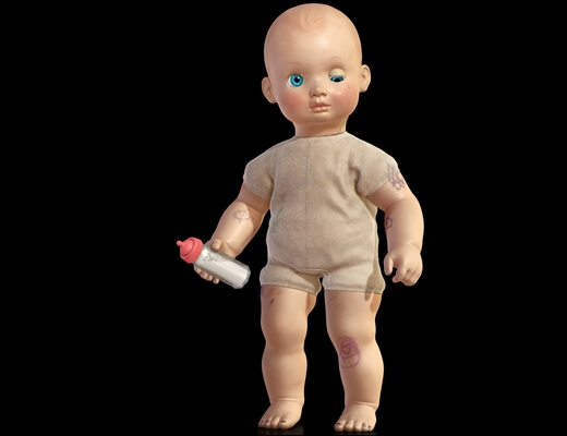 Dans quel volet de Toy Story apparaît Gros Bébé ?
