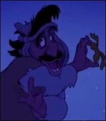 Comment s'appelle ce personnage dans Aladdin ?