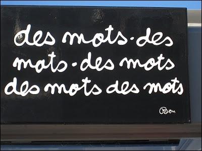 À quoi correspond un  huis , dans un français vieilli ?