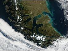 Sur quel continent la Terre de Feu est-elle située ?