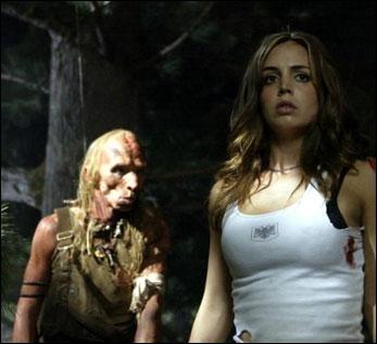 Combien de personne survivront à leur rencontre avec des mutants dans  Détour mortel 1  ?