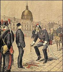 Tel Dreyfus en son affaire.