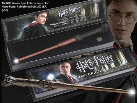 Harry Potter en a besoin pour jeter ses sorts. Une...