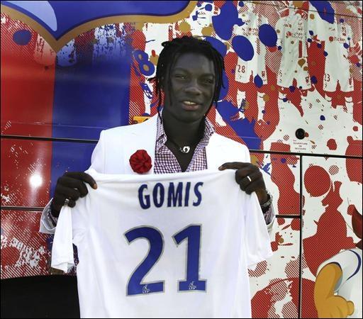 Prénom de ce joueur de foot .