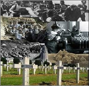pourquoi y a t il eu la première guerre mondiale