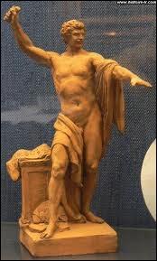 Qui fut poignardé par Brutus et ses complices au Sénat en 44 avant J. C ?