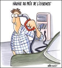 Quel est le prix d'un litre d'essence au Venezuela ? (2012)