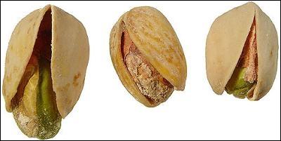 Quel continent est le premier producteur de pistaches ?