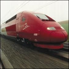 Combien de temps faut-il pour aller de Bruxelles à Paris (ou l'inverse) à bord d'un train Thalys ?