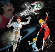 Capitaine Flam :  Capitaine Flam, tu n'es pas, de notre galaxie, mais...