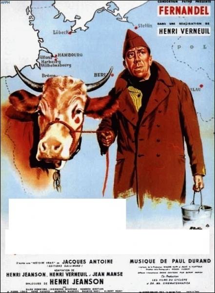 Sorti en 1959 , voici l'affiche de ...