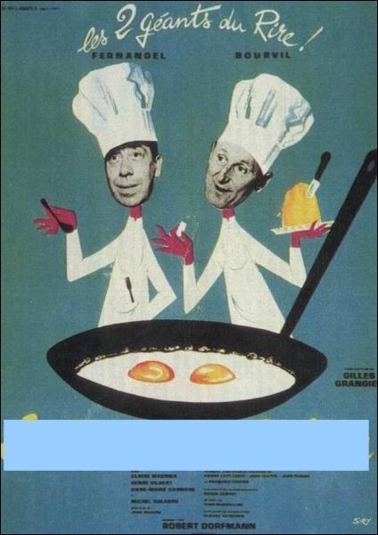 Sorti en 1963 , voici l'affiche de ...