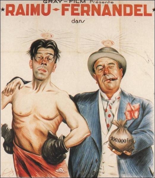 Sorti en 1937 , voici l'affiche de ...