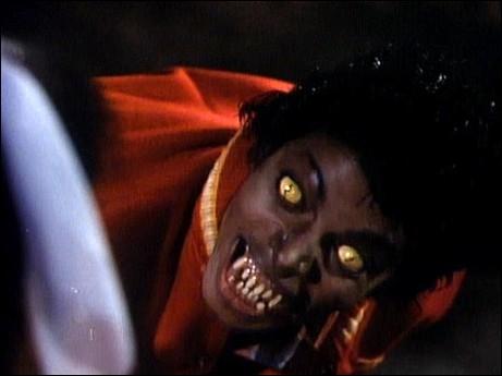 C'est Michael Jackson dans son clip :