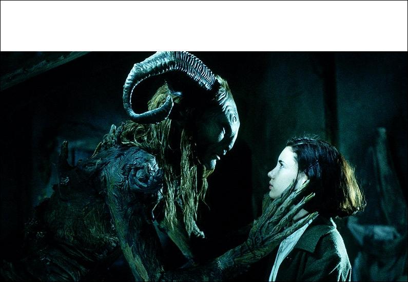 Film hispano-mexicain de Guillermo del Toro, sorti en 2006 !