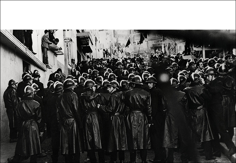 1957, affrontement sanglant entre les paras français et le FNL !