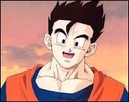 C'est le fils de Sangoku, donc c'est :