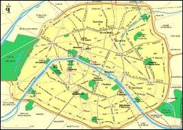 En combien d'arrondissements la ville de Paris est-elle divisée ?