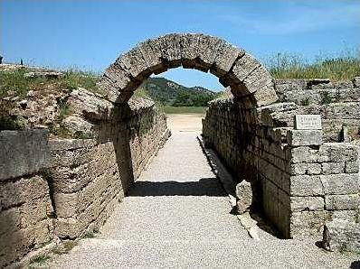 Les jeux Olympiques - Grèce antique