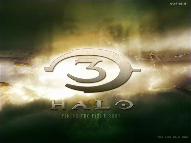 Où se passe le dernier niveau de Halo 3 ?