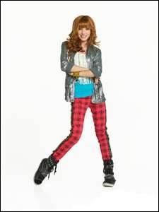 Comment s'appelle-t-elle dans Shake It Up ?