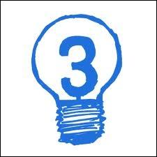 Ce numéro sur l'ampoule est l'homonyme d'une ville du département ...