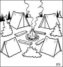 Enlevez trois lettres du mot  camping  et vous aurez l'homonyme d'une ville française de la région ...