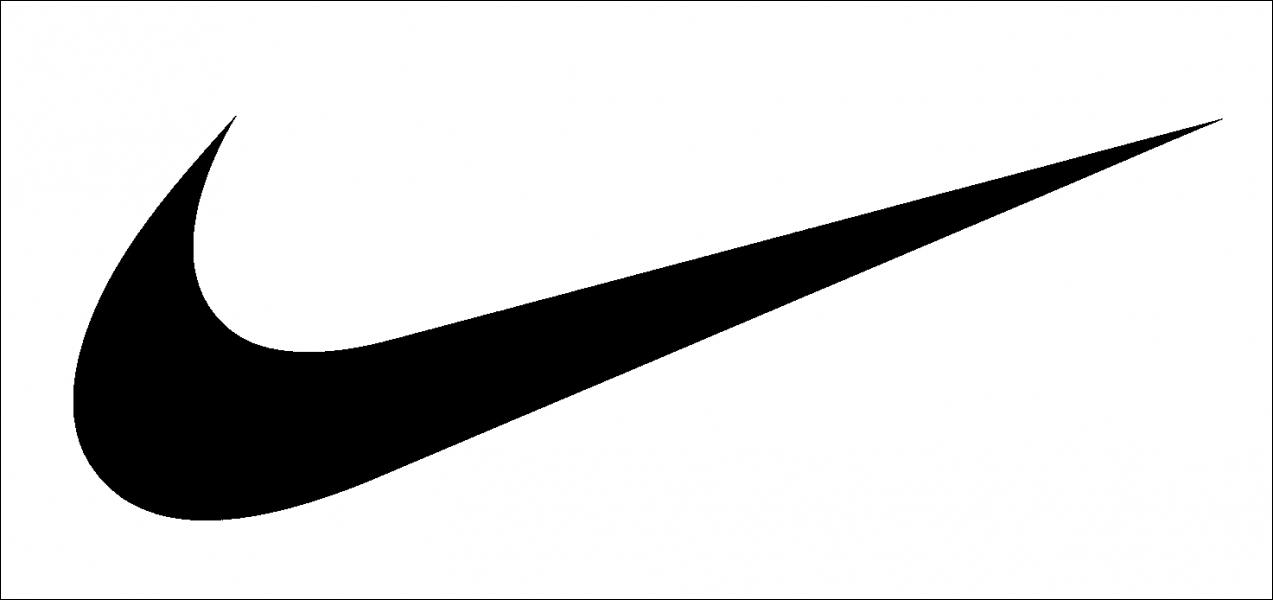 Nous mettons nos chaussures : Quel est ce logo ?