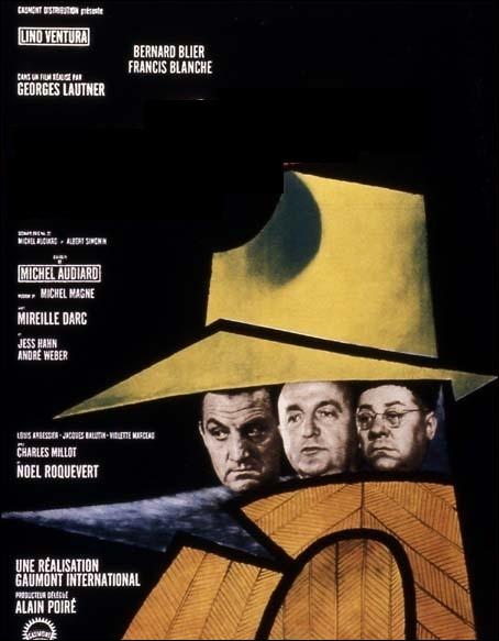 Dans ce film son personnage se nomme Francis Lagneau ...