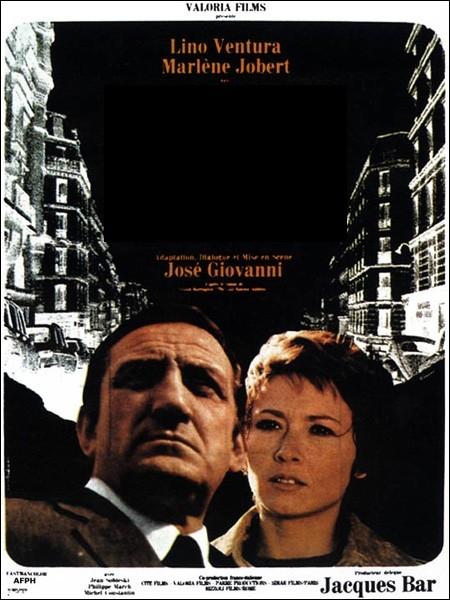 Dans ce film son personnage se nomme Marceau Leonetti ...