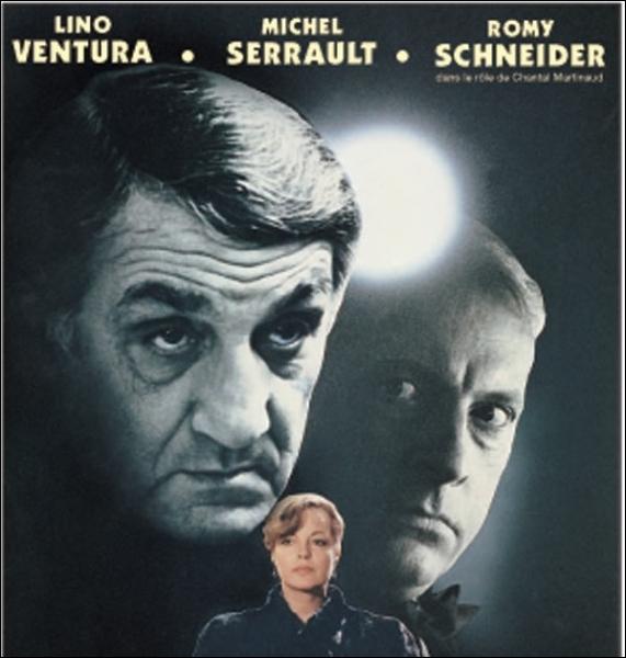 Dans ce film son personnage se nomme l'inspecteur Antoine Gallien ...