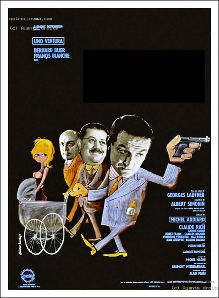 Dans ce film son personnage se nomme Fernand Naudin ...