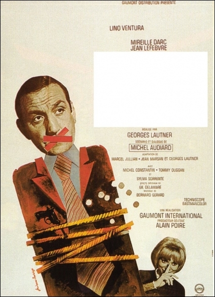 Dans ce film son personnage se nomme Antoine Beretto ...