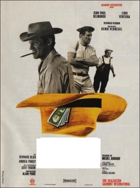 Dans ce film son personnage se nomme Hervé Marec dit  Le plouc ...