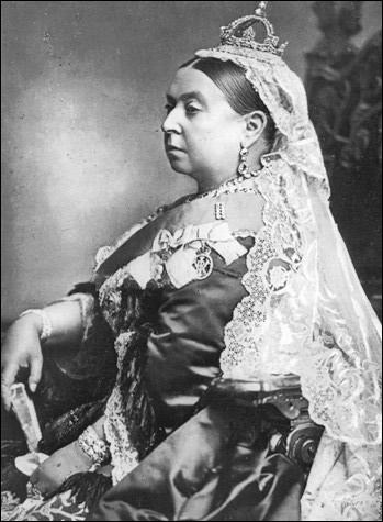 Plus long règne de l'Histoire du Royaume-Uni (pour l'instant ! ) - Chutes - Impératrice des Indes