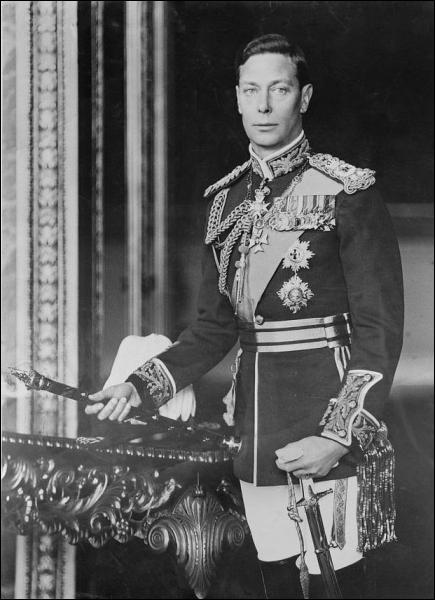 Père d'Elisabeth II - Seconde Guerre Mondiale - Colin Firth