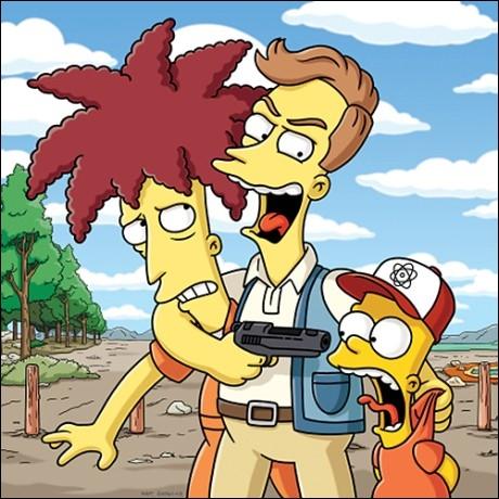 Bart a un ennemi, lequel ?