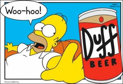 Quelle bière Homer boit-il ?