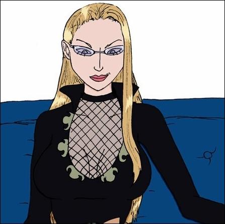 Je suis blonde, j'ai combattu Nami et ai travaillé en tant que secrétaire, je suis...