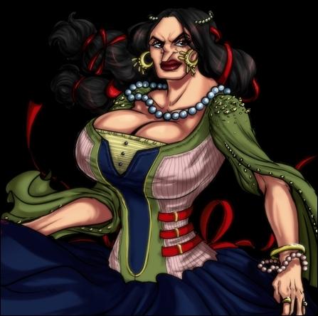 Je suis la femme la plus dangereuse du monde et fais partie de l'équipage de Barbe Noire, je suis...