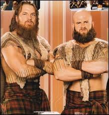 Quelle est la prise de finition de The Highlanders ?